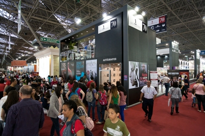 Bienal 2012 - Grupo Editorial Record