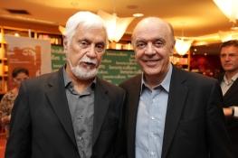 Bacha e José Serra