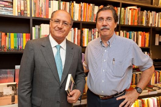 Geraldo Alckmin e Merval