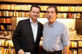 Gilberto Kassab e Merval