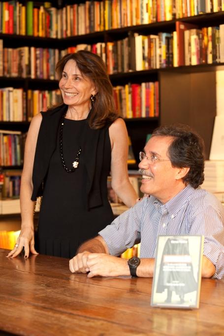 Elza Pereira e Merval