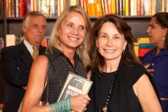 Ana Candido e Elza Pereira
