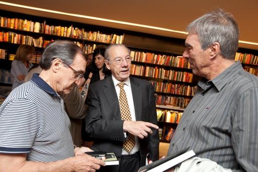 Lançamento do livro Mensalão de Merval
