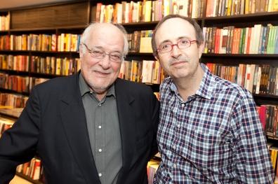 Guzzo e Reinaldo Azevedo