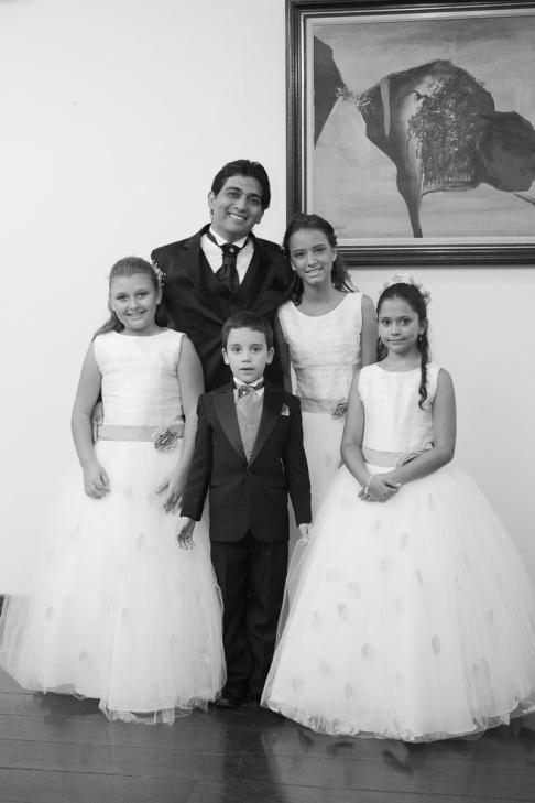 Casamento Érica e Edi