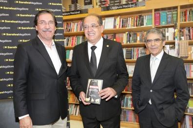 Merval, Gilmar Mendes e Ayres Britto