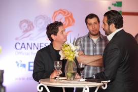 Coletiva de Imprensa - Cannes Lions