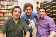 Casagrande, Marcos Frota e Gilvan