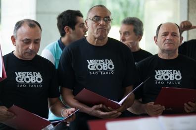Vozes da Globo