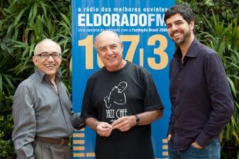 Amilton Godoy, Nelson Ayres e André Lira