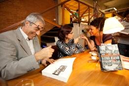 Lançamento de Demetrio Magnoli e Elaine Barbosa