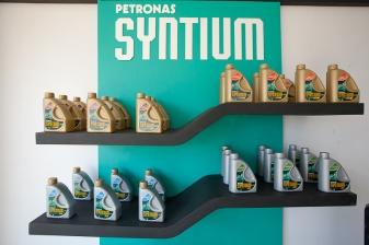 Petronas na Agrishow