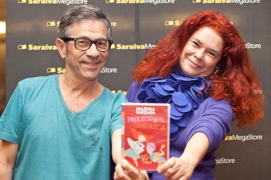 Lançamento do DVD Pauleco e Sandreca - Palavra Cantada