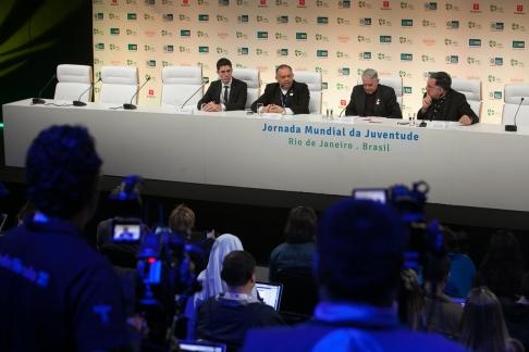 Media Center - JMJ 2013