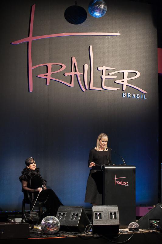 Lançamento da revista Trailer Brasil