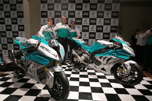 Coletiva de imprensa Petronas 2014