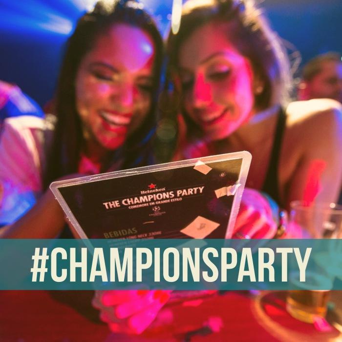The Champions Party –Heineken