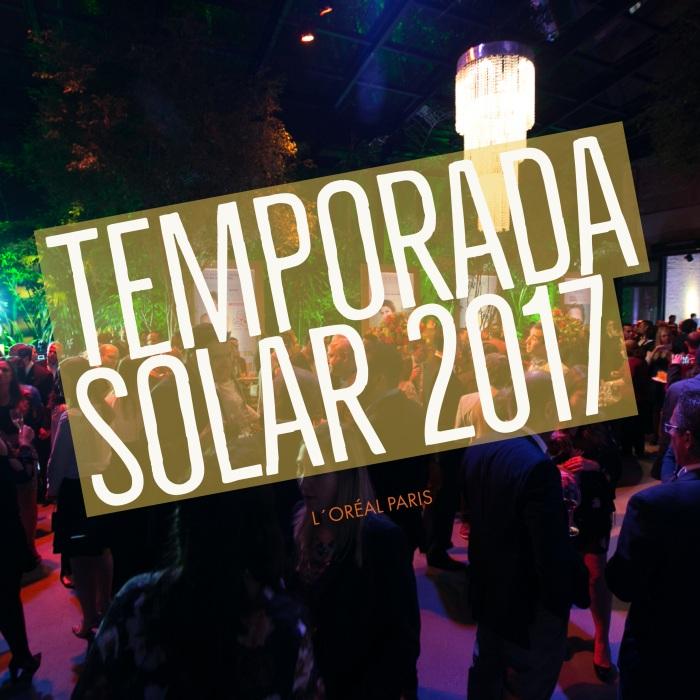 Temporada Solar L´OréalParis