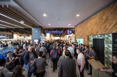Inauguração hipermercado Carrefour - Shopping Jardim Pamplona - 27/07/17 - São Paulo